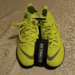 Nike Mercurial indoor soccer shoes size 1.5 kids